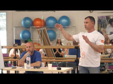 Дмитриев Сергей семинар правда о судействе фитнес бикини