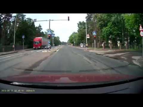Tallinn by car with Dash cam