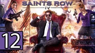 Saints Row 4 Walkthrough PART 12 [PC 1080p] Lets Play Gameplay TRUE-HD QUALITY