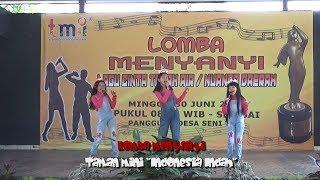 Lomba menyanyi lagu cinta tanah air/daerah
