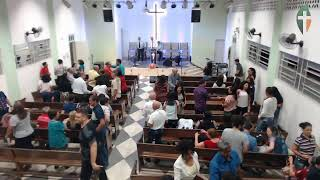 Culto Vespertino - 22/12/2019 - Rev. Mickael Sóstenes
