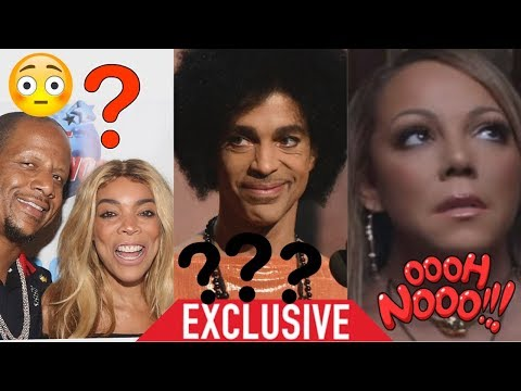 MY TOP 3 STORIES PRINCE ESTATE AND DEATH REVEALED , MARIAH BIPOLAR BREAKDOWN, WENDY WILLIAMS  LATES