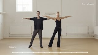 How To #DoTheStrictly - Dance Tutorial