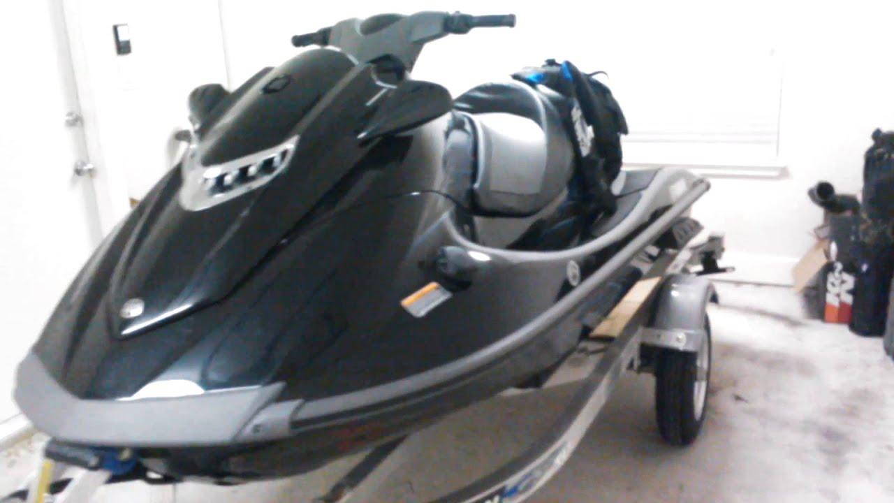 2014 Yamaha Vxr Waverunner