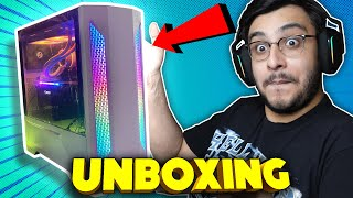 I FINALLY GOT MY NEW BEASTNI GAMING PC 🔥🔥 - RAWKNEE