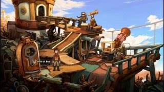 PC Longplay [285] Deponia