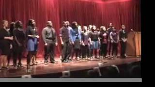 it is to you nyu all university gospel choir