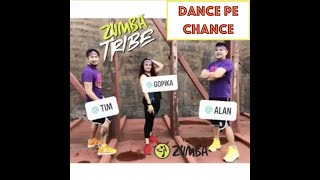 Cover images Dance Pe Chance (by Sunidhi Chauhan/Labh Janjua) | Zumba® AlnTimTJ | Bhangra/Bollywood | BC, Canada