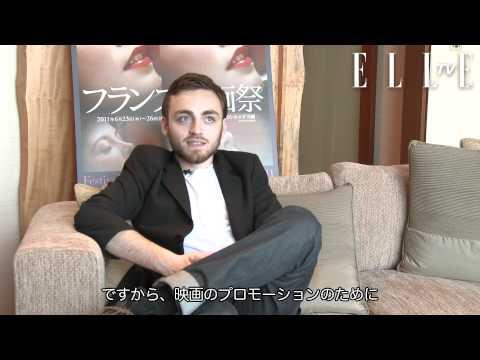 【ELLE TV JAPAN】Interview Jules Pelissier à Tokyo
