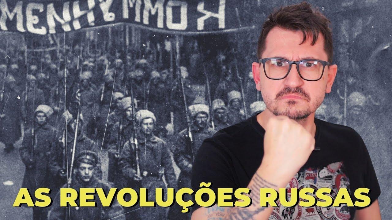 AS REVOLUÇÕES RUSSAS || VOGALIZANDO A HISTÓRIA