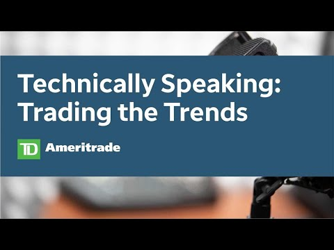 Stops, Exits and Riding Trends | James Boyd | 1-23-20 | Technically Speaking: Trading the Trend