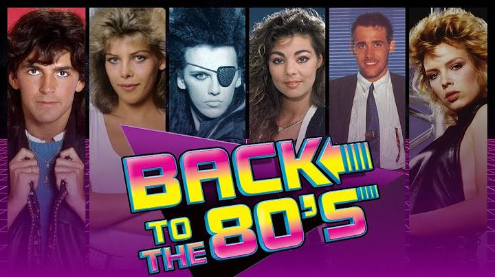 80s best eurodisco synthpop  dance hits vol1 serega bolonkin video mix  80