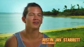 """Meet Season 33 Castaway Justin """"Jay"""" Starrett"""