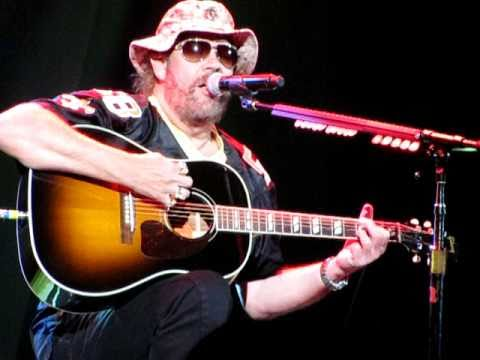 Hank williams jr., a  Country boy can survive