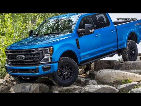 2020 Ford F Series-Off Road