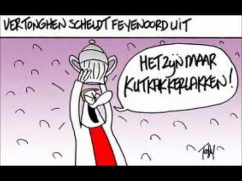 Anti Feyenoord. - YouTube