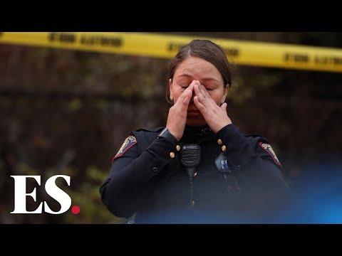 Jersey City shooting: New Jersey Officer among six killed in gun battle