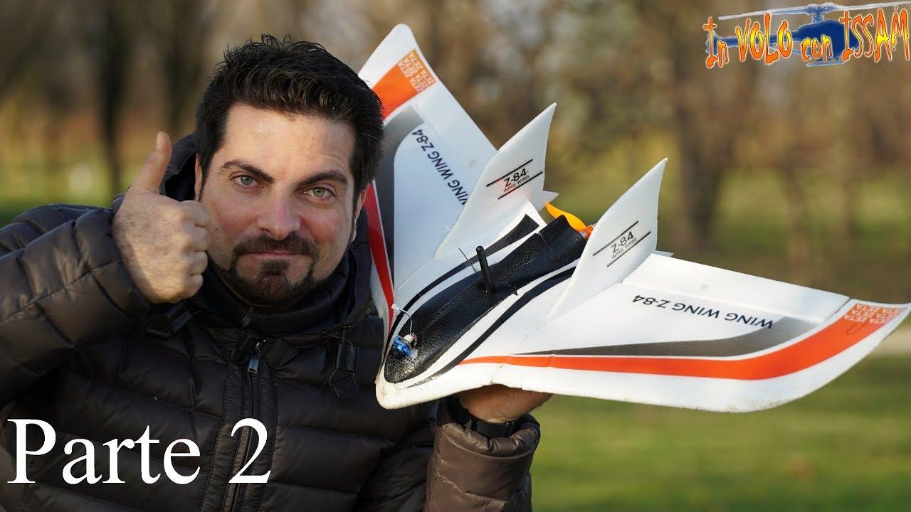 costruisci il tuo aereo autostabilizzato a basso costo per