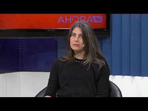 AHORA TV | Entrevista con Selva Almada