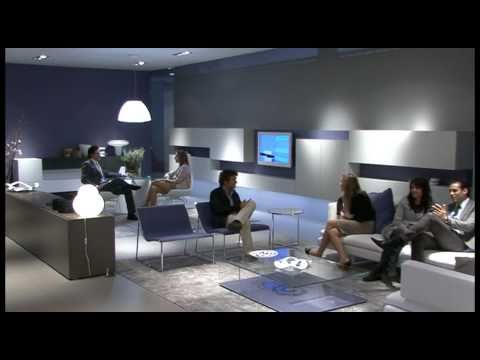 MisuraEmme Italian Design Furniture At Milan Furniture Fair 2010   YouTube