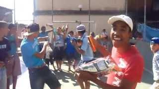 Meninos Da Juca-Trás os pacote de bolacha (Clip Oficial)