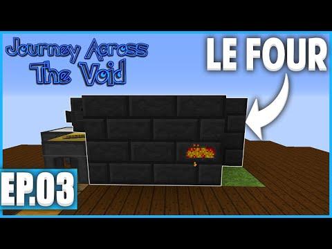TINKER + SIEVE AUTO ! | Minecraft Moddé - Journey Across The Void | Ep# 3