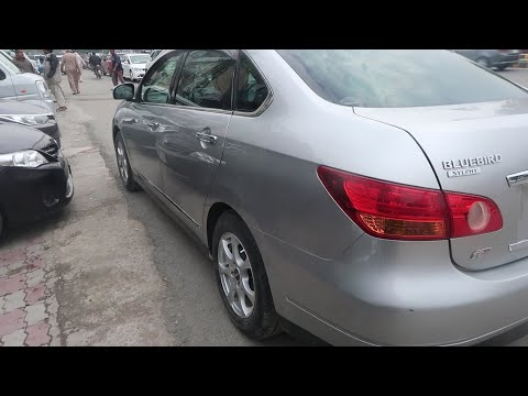 Nissan Bluebird Sylphy | Detailed Review | Price, Specs & Features