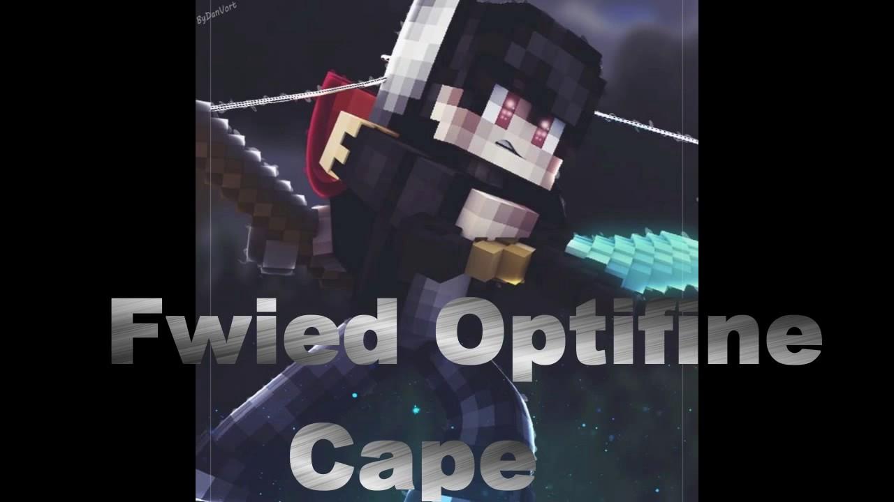 New Optifine Cape Designs