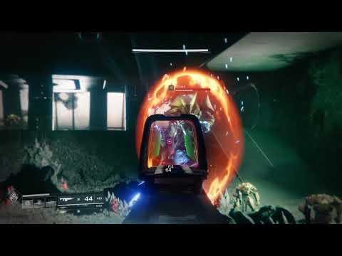 Destiny 2 - Arcology Reclaimer challenge (Planet Titan)