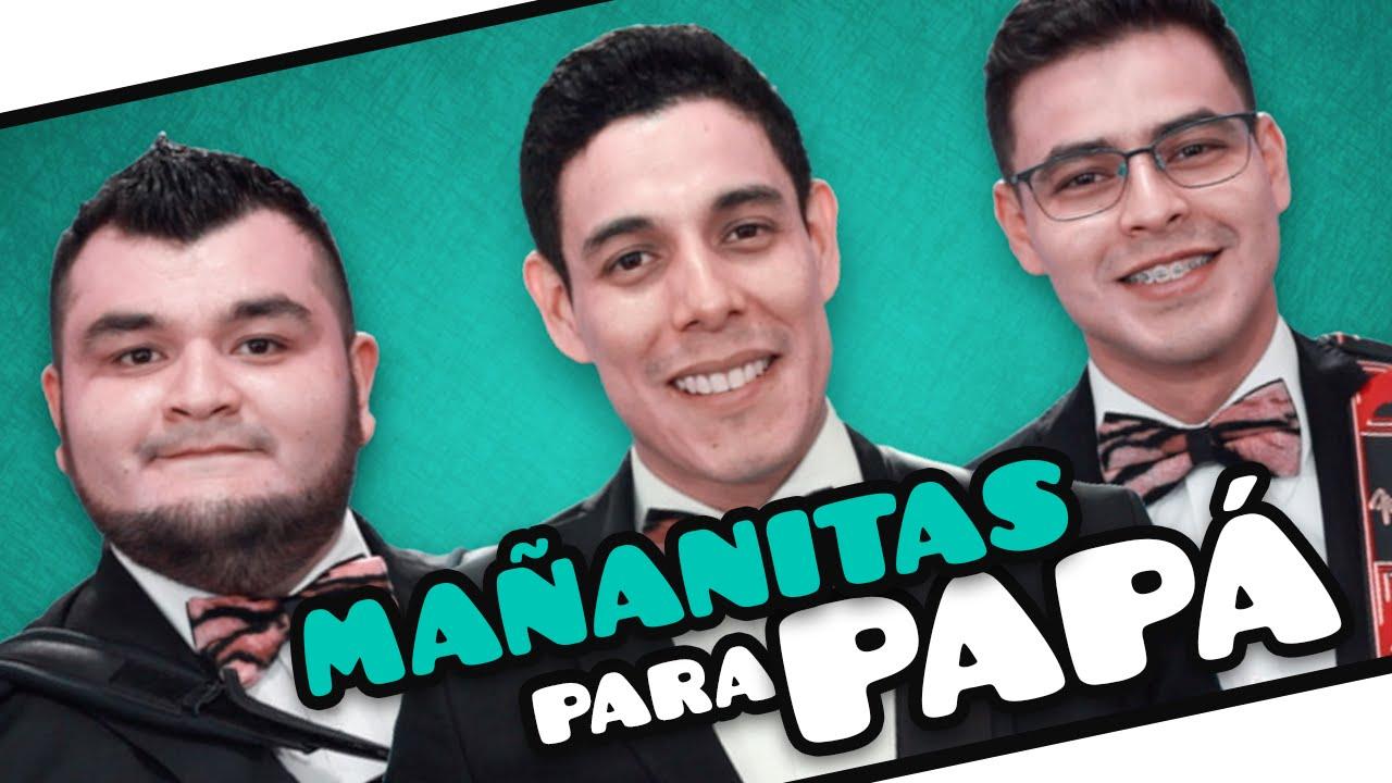 Mañanitas para Papá (Chistosas) Los Tres Tristes Tigres - YouTube 0e36e2500e56e