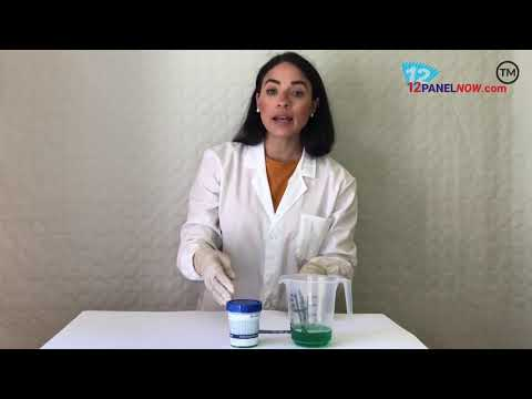 How to use our 6 Panel Drug Testing Cup
