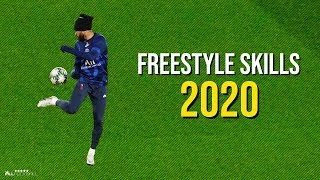 Football Freestyle Skills 2020 #4 | HD