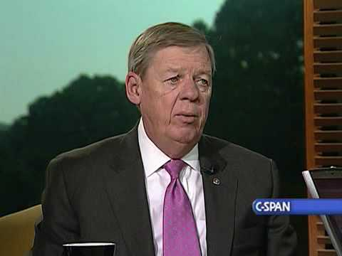Sen. Johnny Isakson (R-GA) on Georgia