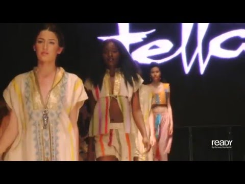 Tunis Fashion Week 2015 by Florian gregorieff / prod runway manhattan