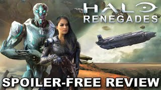 Halo: Renegades - Spoiler-Free Review