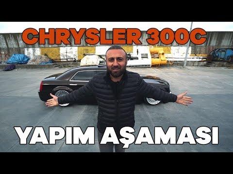 ÜNAL TURAN YENİ CHRYSLER 300 C YAPIM AŞAMASI