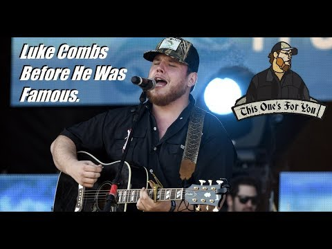 Download Luke Combs Before He Was Famous! Mp4 baru