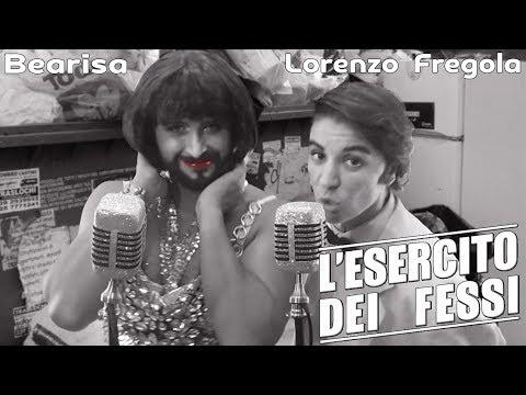 L'esercito del Selfie - Arisa e Lorenzo Fragola (Parodia - L'esercito dei Fessi - Bearisa & Fregola)