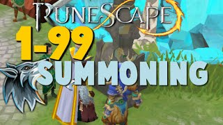 Runescape 1-99 Summoning Guide 2015 - Great Methods For Each Charm - iAm Naveed Runescape