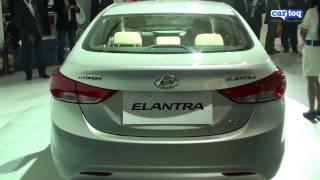 Hyundai Elantra Video Review by CarToq.com from Auto Expo 2012 Delhi Live!