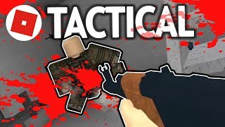 STOP TRYING TO SHOOT ME AND SHOOT ME | Tactical Dogfight ROBLOX Team Mini Series EP 4