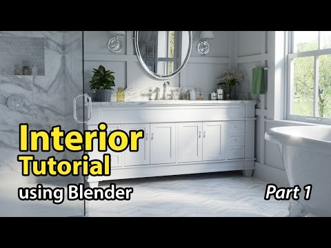 How to Make Interiors — Blender Guru