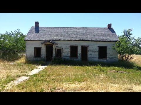 Exploring an Abandoned House in Tooele, Utah