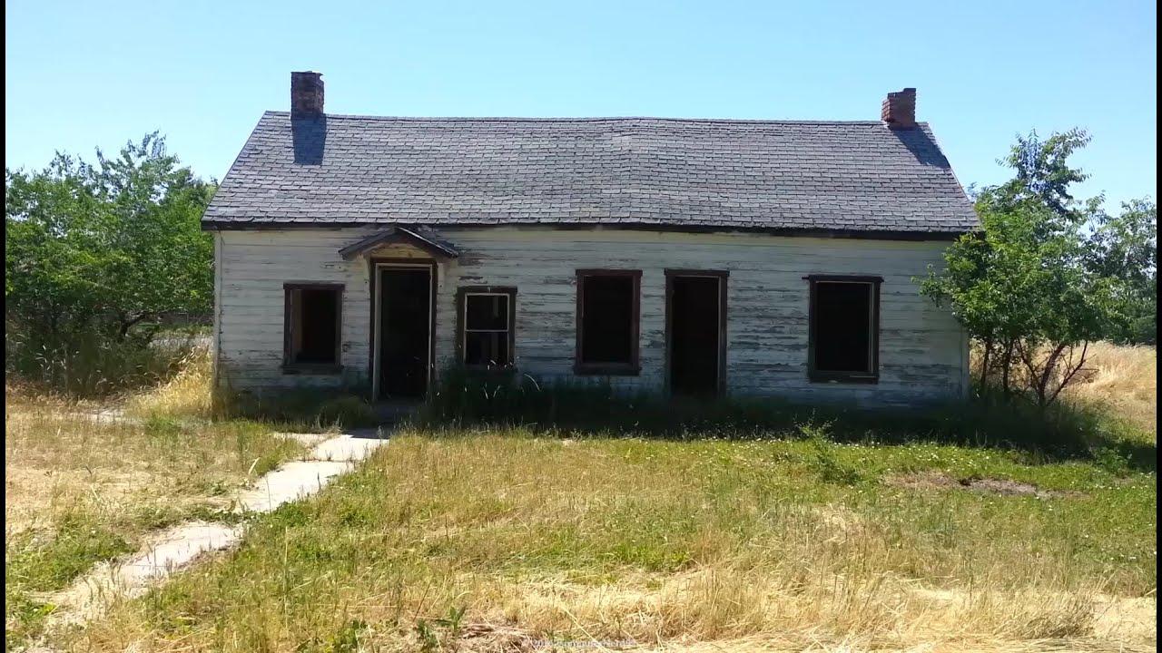 Exploring an Abandoned House in Tooele Utah