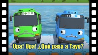 📽Upa! Upa! ¿Qué pasa a Tayo? l Teatro de Tayo #3 l Tayo el pequeño Autobús Español