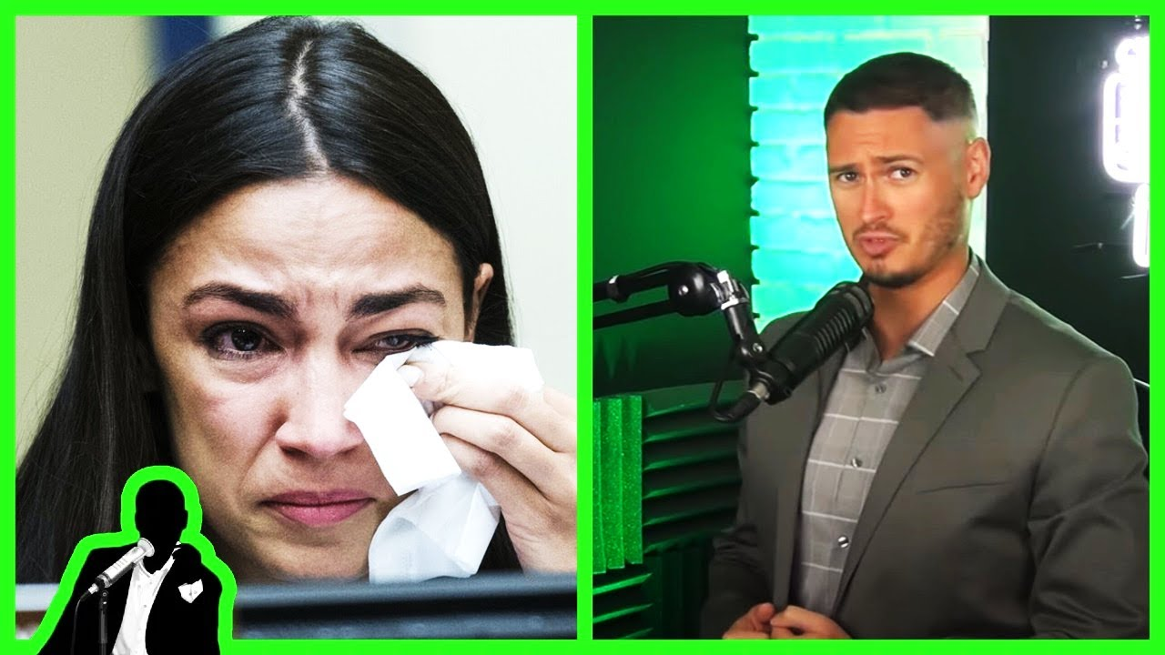 Download Kyle Responds To AOC WEEPING As She Casts 'Cowardly' Vote