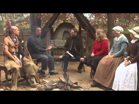 Plimoth Plantation: Virtual Field Trip