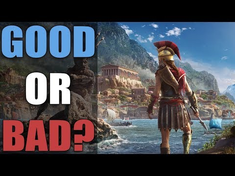 Assassin's Creed Odyssey's Design - GOOD OR BAD?