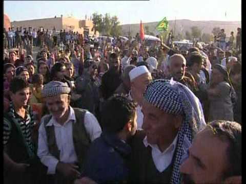 PKK KANDİL VE MAHMUR'DAN DÖNÜŞ CEM TEKEL