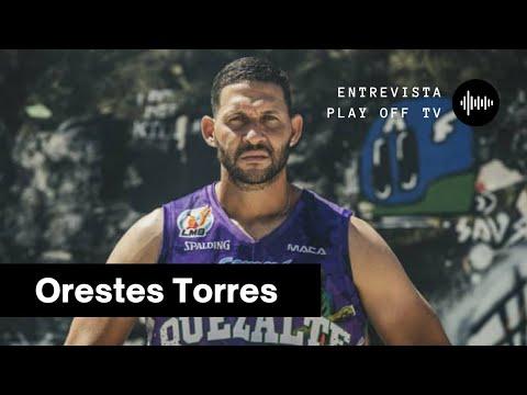 Play Off TV 📺 Cap. 13 | Entrevista con Orestes Torres
